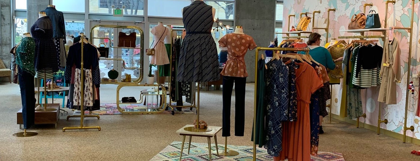 249a3ed9c480 ModCloth Austin is one of The 15 Best Clothing Stores in Austin.