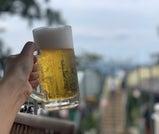 外でのビールが美味しい季節!高尾山で自然と、吉祥寺で猫と触れ合う旅