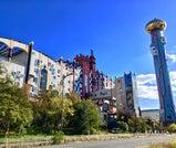 カメラ片手に食べ歩きを楽しむ大阪旅行