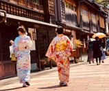 和の情緒あふれる金沢で、観光もグルメも楽しむ欲ばり旅