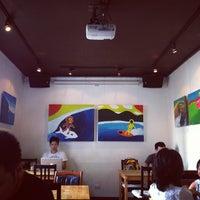 Das Foto wurde bei Homey's Café von Chris Y. am 7/27/2012 aufgenommen