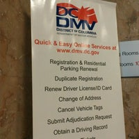 DMV Change of Address, Driver's License & More