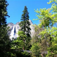 Photo Taken At Yosemite Valley Lodge By Leonid O On 5 10 2012