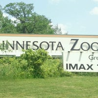Foto tirada no(a) Minnesota Zoo por Heather I. em 6/10/2012