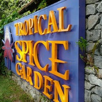 Photo prise au Tropical Spice Garden par 朱誠 S. le8/23/2012