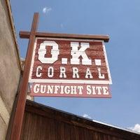 7/2/2012 tarihinde Daniel W.ziyaretçi tarafından O.K. Corral'de çekilen fotoğraf