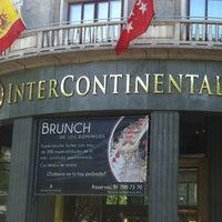 5/26/2012にMarian G.がHotel InterContinental Madridで撮った写真