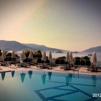 Снимок сделан в Azka Hotel пользователем Erdem Ü. 6/2/2012