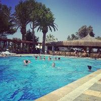 7/16/2012 tarihinde Анна П.ziyaretçi tarafından Atlantique Holiday Club'de çekilen fotoğraf