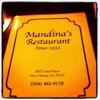 9/7/2012にTiffany S.がMandina's Restaurantで撮った写真