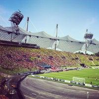 Foto tomada en Olympiastadion por Juba R. el 5/19/2012