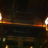 Снимок сделан в The Alchemist Bar & Cafe пользователем Gillian M. 5/19/2012