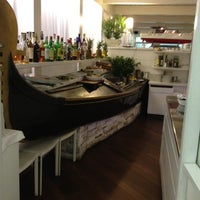 La Risacca 6 Seafood Restaurant In Milan