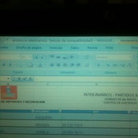 รูปภาพถ่ายที่ Direccion Deporte Municipalidad Santiago โดย José R. เมื่อ 5/8/2012