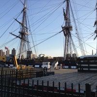 Foto tirada no(a) Charlestown Navy Yard por Richard B. em 5/18/2012