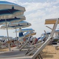Foto scattata a Spiaggia di Jesolo da Barbara M. il 8/24/2012