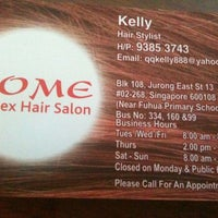 Home Unisex Hair Salon