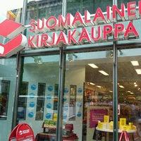 Helsingin Suomalainen Kirjakauppa myymälät