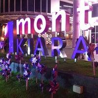 รูปภาพถ่ายที่ 1 Mont Kiara Mall โดย Ryan W. เมื่อ 2/14/2011