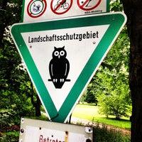 7/8/2012 tarihinde Benjamin F.ziyaretçi tarafından Volkspark Rehberge'de çekilen fotoğraf