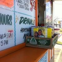 3/17/2012にDavid M.がEl Oasis Taco Truckで撮った写真