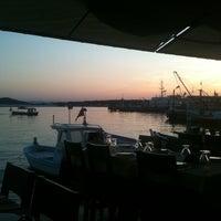 Foto scattata a Cunda Deniz Restaurant da Sercan Y. il 9/8/2011