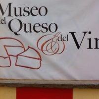 Foto tomada en Museo del queso y del vino por Angel R. el 4/1/2012