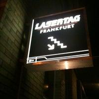 Lasertag Frankfurt West Gallusviertel Schmidtstr 12
