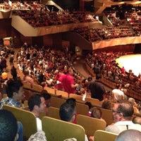 Снимок сделан в Boettcher Concert Hall пользователем George L. 7/11/2012