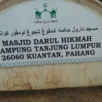3/23/2012 tarihinde NLZR R.ziyaretçi tarafından Masjid Al-Hikmah Tanjung Lumpur'de çekilen fotoğraf