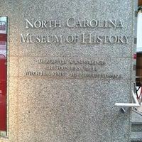 Das Foto wurde bei North Carolina Museum of History von Ria S. am 12/9/2011 aufgenommen
