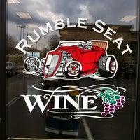 Foto scattata a Rumbleseat Wine da Abbe H. il 4/2/2011
