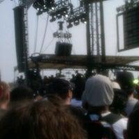 Снимок сделан в Rock the Bells 2011 пользователем Enrique R. 9/3/2011