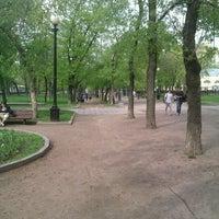 Снимок сделан в Тверской бульвар пользователем Anna G. 5/7/2012