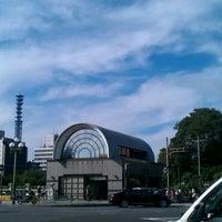 8/30/2011にえくす ん.が四ツ谷駅で撮った写真