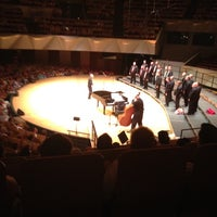 Снимок сделан в Boettcher Concert Hall пользователем Edward L. 7/10/2012