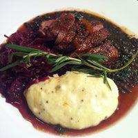 Снимок сделан в Restaurant Le Dome пользователем Alex K. 8/31/2011