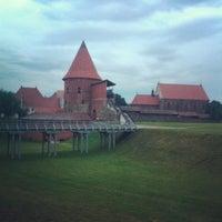 Снимок сделан в Каунасский замок пользователем Ekaterina S. 7/29/2012