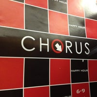 Foto tomada en Chorus Karaoke & Lounge por Genisa B. el 3/2/2012
