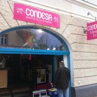 รูปภาพถ่ายที่ Condesa โดย Patrick B. เมื่อ 4/3/2012