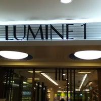 Das Foto wurde bei Lumine 1 von Hiroya I. am 6/5/2012 aufgenommen