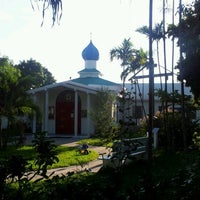 รูปภาพถ่ายที่ St Vladimir Russian Orthodox Church โดย Paolo เมื่อ 10/1/2011