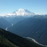 Das Foto wurde bei Mount Rainier National Park von askmehfirst am 8/25/2012 aufgenommen