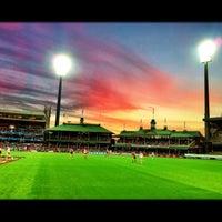 5/19/2012에 Elisa E.님이 Sydney Cricket Ground에서 찍은 사진