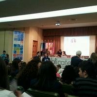 Foto tomada en Facultad de Ciencias Sociales, jurídicas y de la comunicación por Sergio N. el 3/26/2012