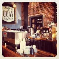 Foto scattata a Quay Coffee da Justin F. il 8/28/2012