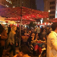 Photo prise au Mad. Sq. Eats par Rachel B. le5/10/2012