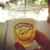 รูปภาพถ่ายที่ Round Guys Brewing Company โดย Anna G. เมื่อ 6/23/2012