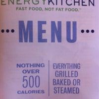 Foto tomada en Energy Kitchen por Richard D. el 6/19/2012