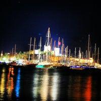 7/25/2012 tarihinde Tufanziyaretçi tarafından Milta Bodrum Marina'de çekilen fotoğraf
